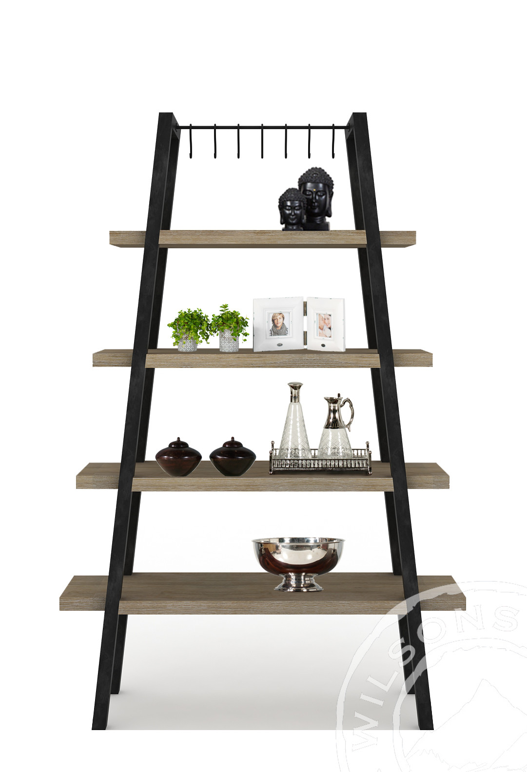 Zara (Shelf 4 shelves)