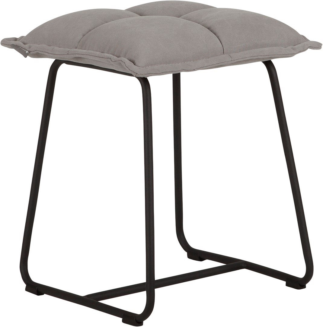 KD_(Stool with cushion seat)
