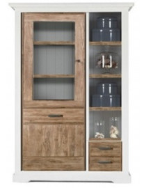Jewel (High cabinet 2dr, 4niches, 2drws)