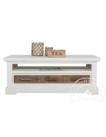 Jewel (Coffee table 1drw, 1niche, backside fakefront)