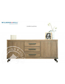 Cooper (Sideboard 2 doors, 3 drawers)