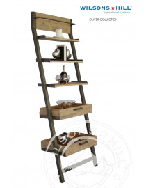 Oliver (Ladder Shelf 5 shelves)