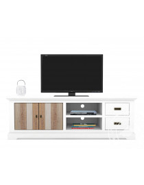 Brighton (TV cabinet 2drws, 2drs, 2niches)