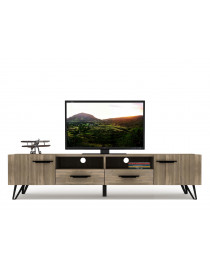 Sala (Tv cabinet 2 drs, 2 drws, 2 niches)