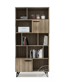 Sala (Book Case 2Drs, 8Niches)