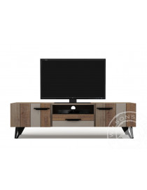 Oslo (Tv Cabinet 2Drs, 1Drw, 2Niches)