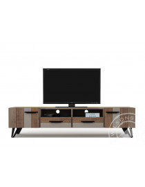 Oslo (Tv Cabinet 2Drs, 2Drws, 2Niches)
