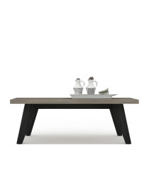 Oslo (Coffee Table 1Drw, 1Fake Drw, 2Niches)