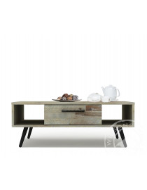 Alicia (Coffee Table 1 Drw, 2 Niches)