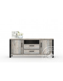 Madrid ( Side Board 2Drs, 2Drws, 1Niche )