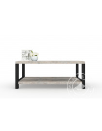 Madrid (Coffee Table 2 Sliding Bars, 2 Niches, 1Drw)