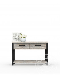 Madrid ( Console Table 2Drws, 1Shelf )