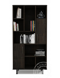Valley (Bookcase 2drs, 6niches)
