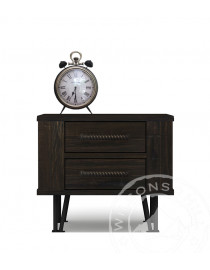 Valley (Nightstand 2drs, 6niches)