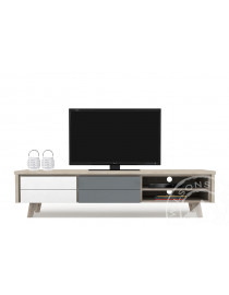 Ronda (TV Cabinet 2drs, 2niches)