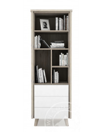 Ronda (Bookcase 1dr, 5niches)