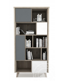 Ronda (Bookcase 4drs, 7niches)