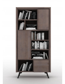 Sofia (Bookcase 3drs, 7 niches)