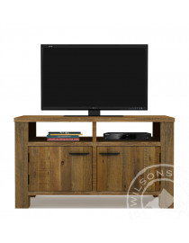 Orlando (TV Cabinet 2drs, 2niches)