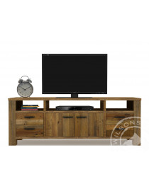 Orlando (TV Cabinet 2drs, 4drws, 3niches)
