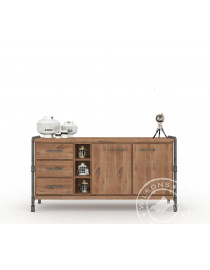 Safari (Sideboard 3drws, 2drs, 3niches)