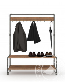 Safari (Shoe Racks 2 Shelves)