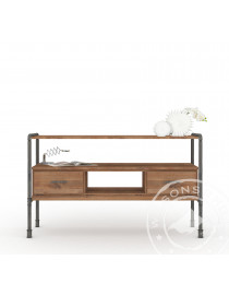 Safari (Console Table 2drws, 1niche)