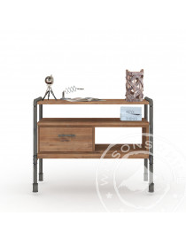 Safari (Console Table 1drw, 2niches)
