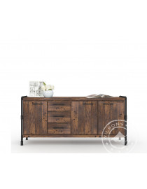 Bourbon (Sideboard 3drws, 3drs, 3niches)