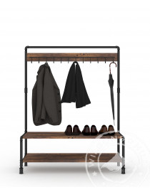 Bourbon (Shoe racks 2shelves)