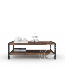 Bourbon (Coffee table 1 shelve)