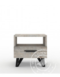 Stoke (End Table 1drw, 1niche)