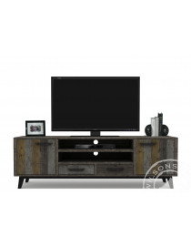 Ancona (TV cabinet 2drs, 2drws, 2niches)