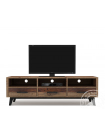Sahara (TV Cabinet 3drws, 3niches)