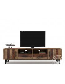 Sahara (TV Cabinet 2drs, 2drws, 2niches)