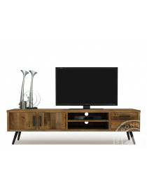 Patina (TV Cabinet 2drs, 2drws, 2niches)