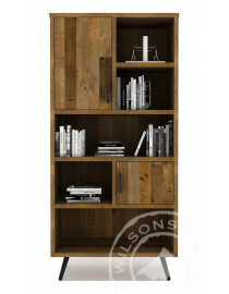 Patina (Bookcase 2drs, 5niches)