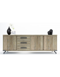 Cooper (Sideboard 3 doors, 3 drawers)