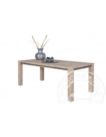 Industrial (Straight legs Dining table )
